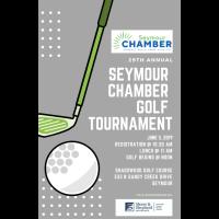 2020 Seymour Chamber Annual Golf Tournament
