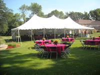 Bakcyard Party Tent
