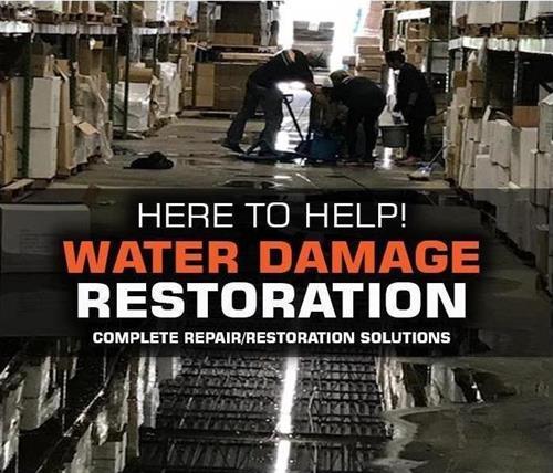 Water Restoration! Call 847-956-1880