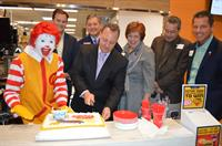 Cake Cutting Grand Opening 12/16/15