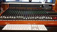 Toft 24 series ATB analog console.