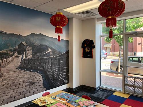 Our Mandarin Room