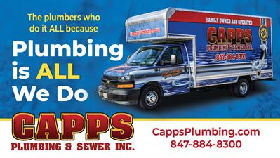 Capps Plumbing & Sewer, Inc.