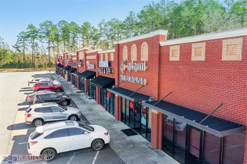 Cedarcrest Centre- Retail strip center in Acworth, GA