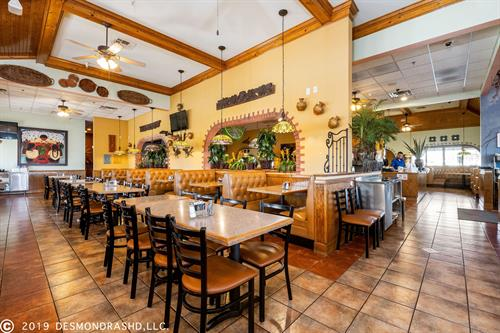El Nopal Mexican Restaurant- Cartersville, GA; Not pictured is the other locations we completed for them: Calhoun, Rockmart, Cedartown, Adairsville, Acworth