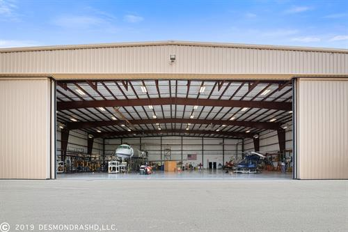 Phoenix Air- Airplane hangar in Cartersville, GA
