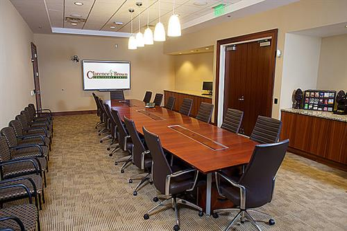 Clarence Brown Conference Center - Conference Room