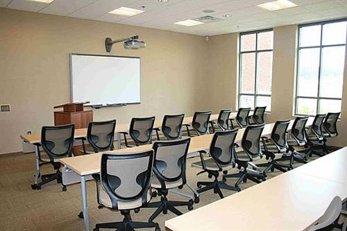 Clarence Brown Conference Center - Classroom