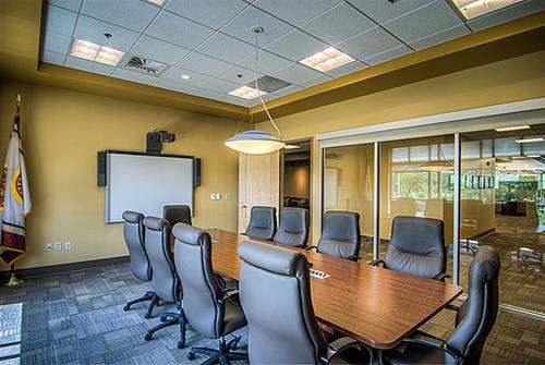 Cartersville Public Safety HQ - Conference Room