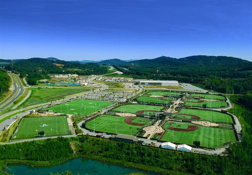 LakePoint Sports Campus