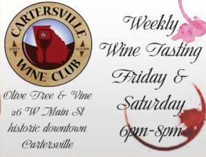 Wine tasting every week! Date night, ladies night, meet with friends, meet new friends!