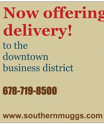 We deliver to downtown businesses! (no delivery fee)