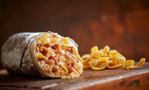 Frito's Burrito!