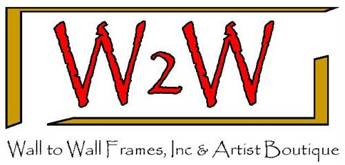 Wall to Wall Frames, Inc & Artist Boutique