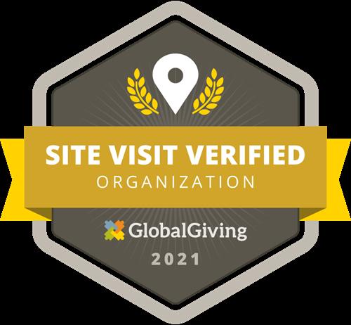 GlobalGiving Site Visit Verified Award