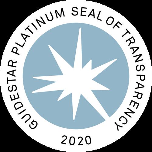 Guidestar Platnium Seal of Transparency
