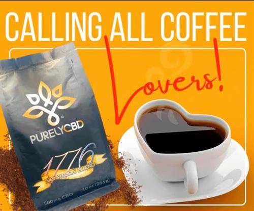 COMING SOON- CBD Coffee