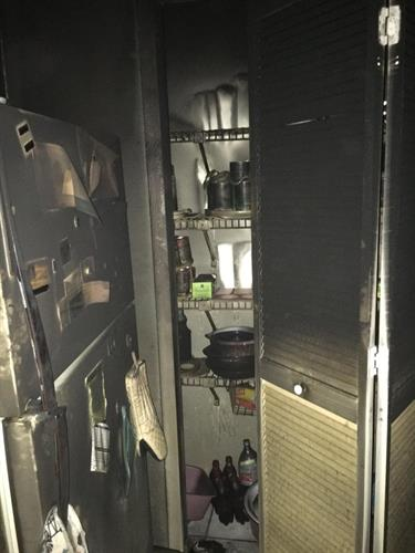 Fire damage restoration and clean up is no problem for SERVPRO Oviedo/WinterSprings