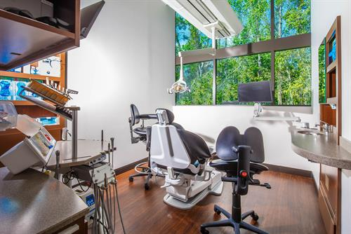 Treatment Rooms Collins Dental