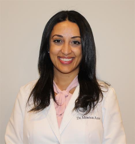 Dr. Monica Azer