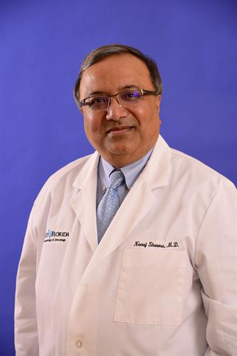 Neeraj Sharma, M.D., Board Certified in Medical Oncology and Hematology