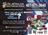 Platinum Signs and Design LLC.