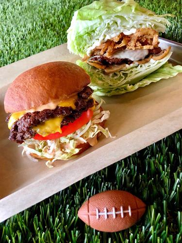 Get your gameday grub on!
