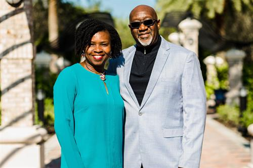 Joseph and Sola Thompson - Co-owners of Rehoboth Home Care Services