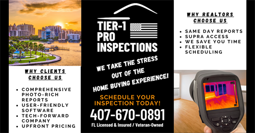 We're Your Home Inspection Company