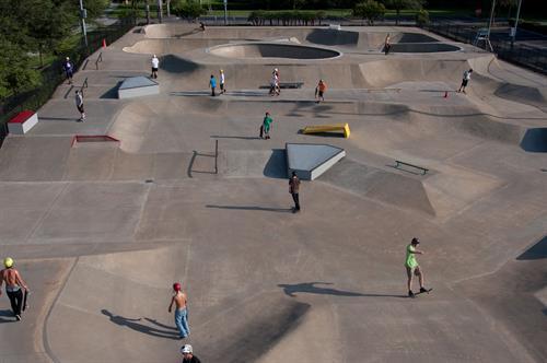 Rippin' Riverside Skate Park