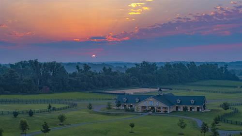 Salamander Resort & Spa equestrian center