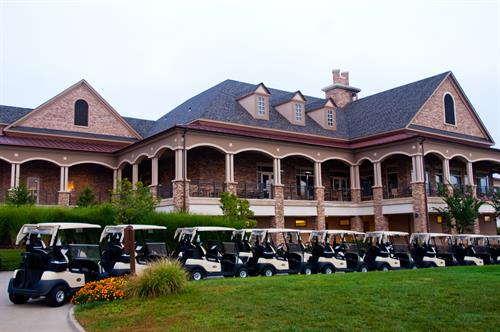 The Golf CLub at Lansdowne