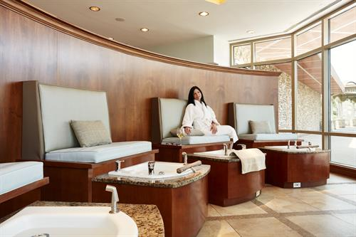 "Voted ""Best Spa"" in Loudoun County"