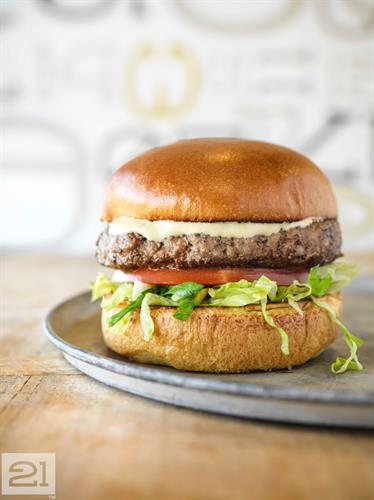 Simple and Splendid. The Burger 101