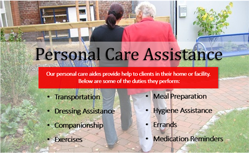 Home Health Care I-CARE