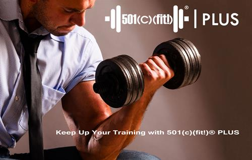 Keep Up Your Training With 501(c)(fit!)® PLUS: Webinar Series