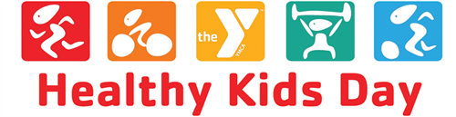 YMCA Healthy Kids Day - Annual Event in April