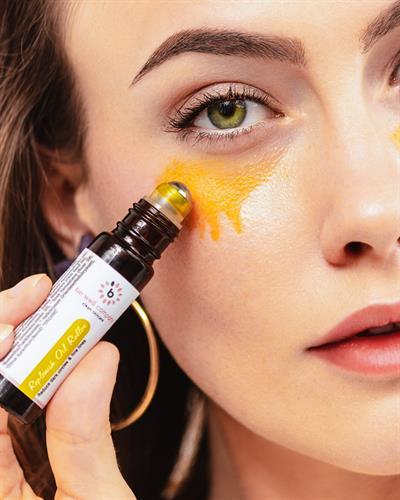 Replenish Oil Eye Serum Roller