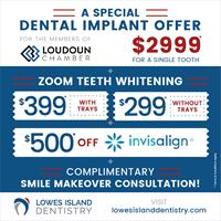 Lowes Island Dentistry - Sterling