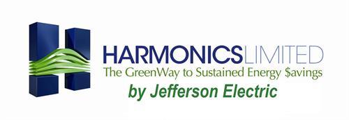 Harmonics Limited by Jefferson Electric Logo