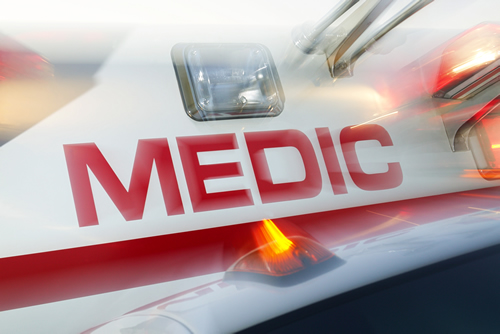 Special Event - Medical Standby