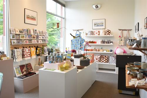 Art Gallery Gift Shop