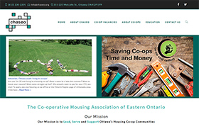 Co-operative Housing Association of Eastern Ontario