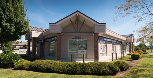 Maple Ridge Eye Care Exterior