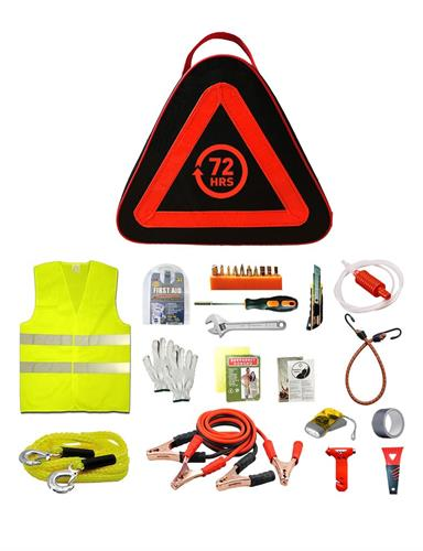 Basic Roadside Assistance Kit
