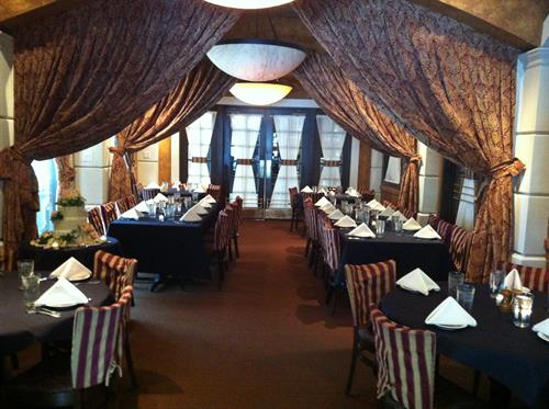 Private Room/Banquet Room