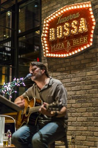 Taverna Rossa - Southlake has live music every Friday and Saturday night!