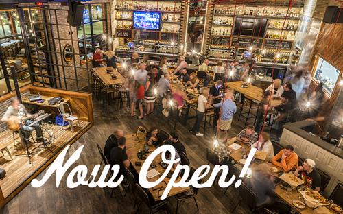 Taverna Rossa - Southlake is now open!