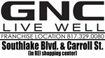 GNC Franchise Location