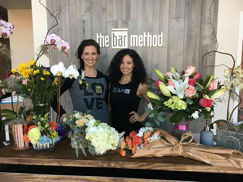 Opening Day 1.7.2017! Co-Owners Erin & Nicole